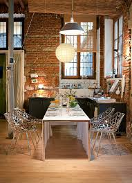 Kitchen Dining Room Designs 50 Bold And Inventive Dining Rooms With Brick Walls