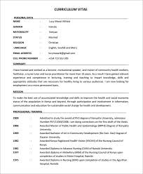 Resume Australia Examples by Samples Of Resumes For Nurses Do You Want A New Nurse Rn Resume
