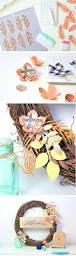 355 best fall projects with joann images on pinterest fall transform a plain wreath into a beautiful autumnal decor piece by learning how to make a