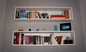 Ikea Glass Shelves by Elegant Ikea Wall Cube Shelves 23 For Your Wall Mounted Glass