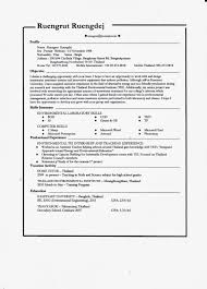 Resume Samples Electrical Engineering by English For Careers And Engineering Sample Resume Environmental