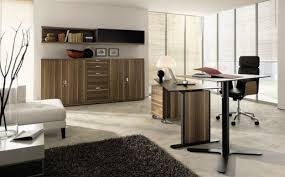 Contemporary Office Desk by Home Office Modern Home Office Furniture Home Business Office