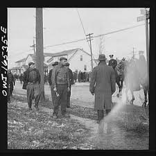 portfolio  Race Riots in      Detroit  Michigan  A Photo Essay portfolio     picketed against living side by side with blacks  This conflict eventually erupted into a riot  Image  Photo by Arthur S  Siegel     Detroit  Michigan