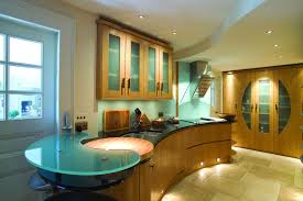 Kitchen Counter Designs by Modern Kitchen Countertops From Unusual Materials 30 Ideas