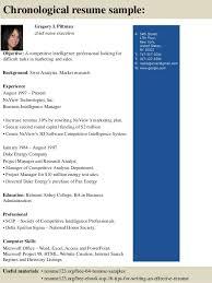cio sample resume by executive resume writer officer resume sample