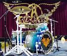 joey kramer drum set up