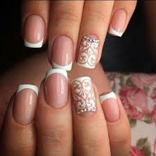 best 25 short french nails ideas only on pinterest french