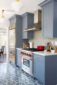 Bluish Grey Best 25 Blue Gray Kitchen Cabinets Ideas On Pinterest