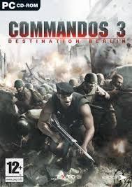 دانلود بازی Commandos : Strike Force 3D
