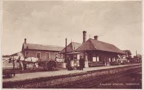 Faringdon railway station
