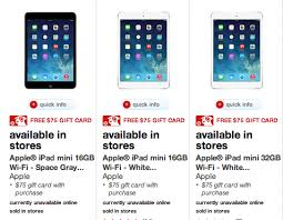 target online black friday deals early cyber monday ipad deals match black friday deals