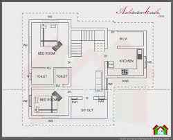 900 Sq Ft Floor Plans by Fantastic 1400 Sq Ft House Plan With Car Parking 6 900 Square Feet