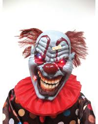 killer clown costume spirit halloween animated 5 foot clown decoration who let the clowns out
