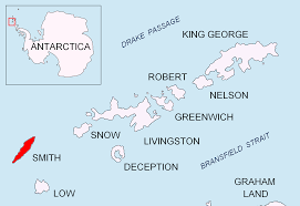 Ovech Glacier