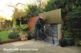 Metropolitan Shed Secure Bike Storage Sheds Trimetals Uk