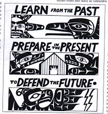 learn from the past. Prepare in the prest. To defend the Future