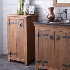 bathroom cabinets reclaimed wood bath cabinet freestanding