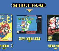 Descarga directa Super Mario All Stars And World