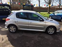 sale peugeot used 2005 peugeot 206 sport s 5dr for sale in fareham hampshire
