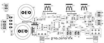 home theater circuit diagram circuit power audio amplifier with tda2030 2 1 u2013 3 x 18 watts
