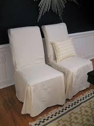 Dining Room Chair Seat Slipcovers Ballard Designs Dining Chairs Slipcover Parson Chair Slipover