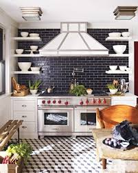 Brick Tiles For Backsplash In Kitchen by 74 Stylish Kitchens With Brick Walls And Ceilings Digsdigs
