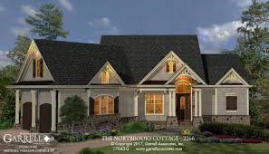 northbrooks cottage 2266 house plans by garrell associates inc