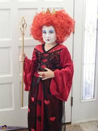 Red Queen Halloween Costume 57 Fierce Halloween Costumes Girls Rock Huffpost