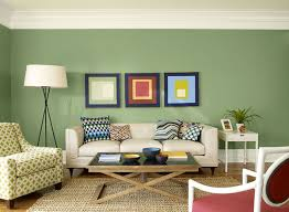 Green Living Room Ideas Bright Bold Living Room Paint Color - Green paint colors for living room