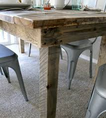Barn Wood Kitchen Tables Kitchen Table Gallery - Barnwood kitchen table
