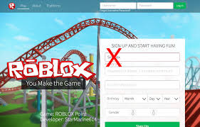how to make a roblox username 7 steps with pictures wikihow