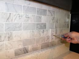 kitchen trendy kitchen decor with how to install a backsplash