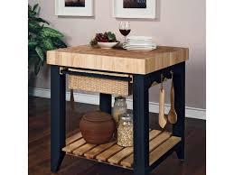 kitchen island 47 elegant butcher block cart for small