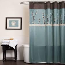bathroom beautiful pine cone block bathroom shower curtain design