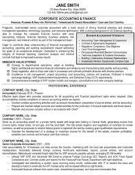 Tax Accountant Sample Resume by Expert Global Oil U0026 Gas Resume Writer
