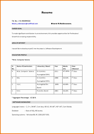 standard resume format for freshers resume samples for freshers biotechnology frizzigame sample resume fresh graduate biotechnology frizzigame