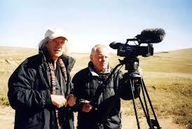 25 JAHRE ZAHRA (ORIENTALISCHER TANZ 2003 - DIETER MATZKA) COMING TOGETHER – DER KOMPONIST FREDERIC RZEWSKI (KLAUS VOSWINCKEL 2004) - Klaus+Dieter%20Mongolei