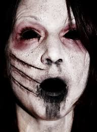 this makeup by rhonda causton will haunt your dreams recreate it