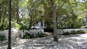 the bungalow 52b seaside avenue seaside florida youtube