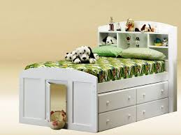 Cute Daybeds Bedroom Full Size Daybed With Storage Drawers Tamingthesat