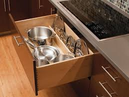 wonderful kitchen cabinet storage ideas in house decor concept
