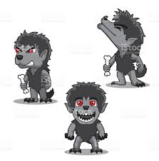 halloween characters clipart cute halloween werewolf clipart collection