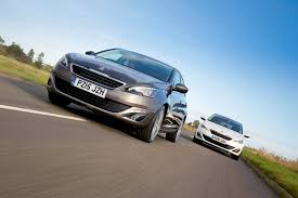 the car peugeot before the test drive peugeot 308 allure thp 110