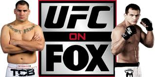Download UFC On Fox   Cain Velasquez VS. Júnior Dos Santos   HDTV XviD Baixar Grátis