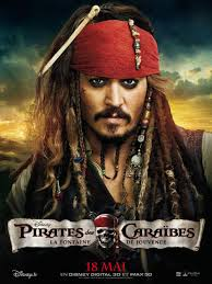 Pirates des Cara�bes : la Fontaine de Jouvence streaming