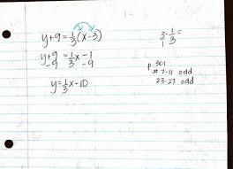 CostelloAlg  Algebra Homework