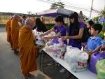 King Bhumibol Adulyadej's Birthday Ceremony (Thai Father day ...