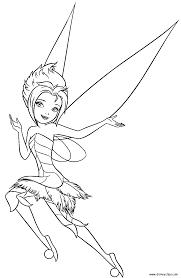 fantasy world of disney fairies 20 disney fairies coloring pages