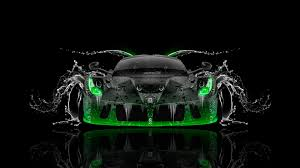 Neon Green Wallpaper by Ferrari Laferrari Front Water Car 2014 Green Neon Hd Wallpapers