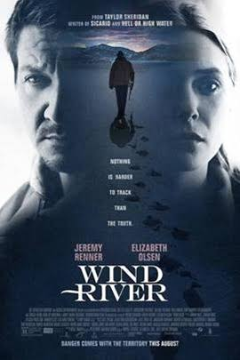 Wind River (2017) Bluray